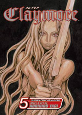 Claymore, Vol. 5 Cover Image