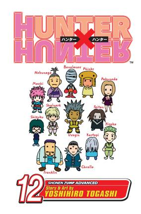Hunter x Hunter, Vol. 12 Cover Image