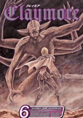 Claymore, Vol. 6 Cover Image