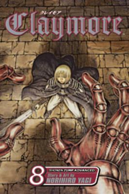 Claymore, Vol. 8 Cover Image