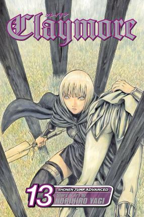 Claymore, Vol. 13 Cover Image