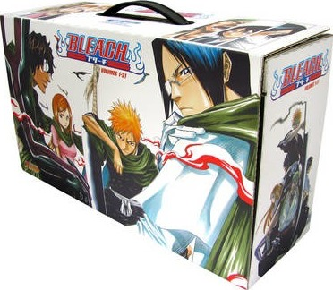 Bleach Box Set : Volumes 1 - 21