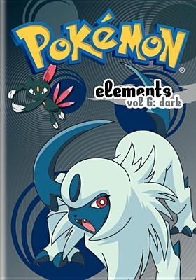 Pokemon Elements V06 Dark