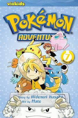 Pokemon Adventures (Red and Blue), Vol. 7 Cover Image
