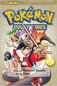Pokemon Adventures (Gold and Silver), Vol. 8 Cover Image