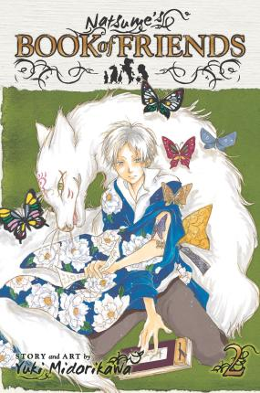 Natsume's Book of Friends, Vol. 2 Cover Image