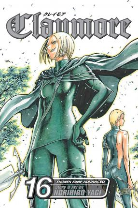 Claymore, Vol. 16 Cover Image