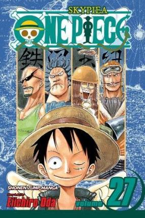 One Piece, Vol. 27 Cover Image