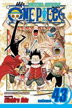 One Piece, Vol. 43 Cover Image