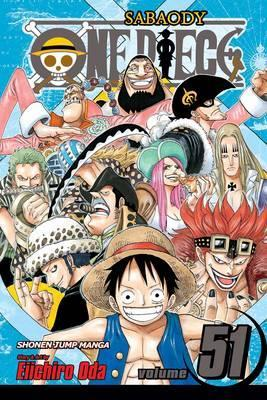 One Piece, Vol. 51 Cover Image