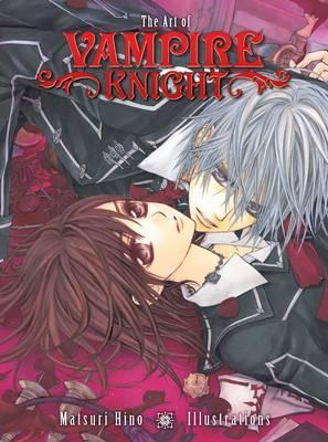 Vampire Knight Artbook  Matsuri Hino Illustrations