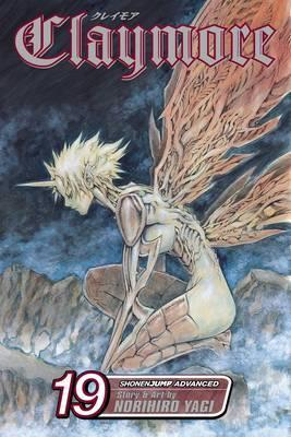 Claymore, Vol. 19 Cover Image