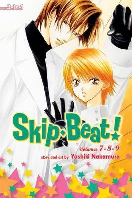 Skip*Beat!, (3-in-1 Edition), Vol. 3 Cover Image
