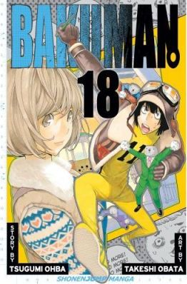 Bakuman., Vol. 18 Cover Image