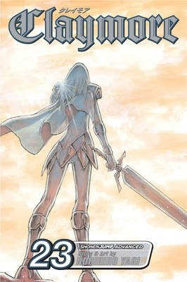 Claymore, Vol. 23 Cover Image