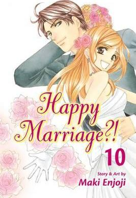 Happy Marriage?!, Vol. 10