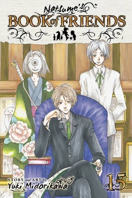 Natsume's Book of Friends, Vol. 15