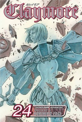 Claymore, Vol. 24 Cover Image