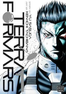 Terra Formars, Vol. 1 Cover Image