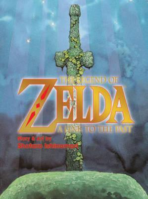The Legend of Zelda: A Link to the Past Cover Image