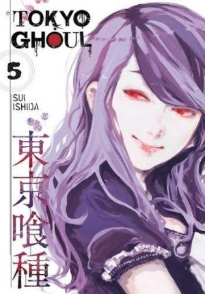 Tokyo Ghoul, Vol. 5 Cover Image