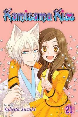 Kamisama Kiss, Vol. 21 Cover Image
