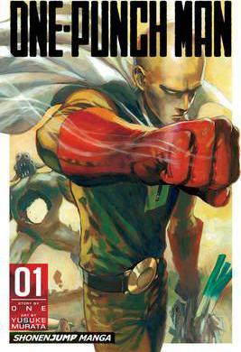 One-Punch Man, Vol. 1 Cover Image