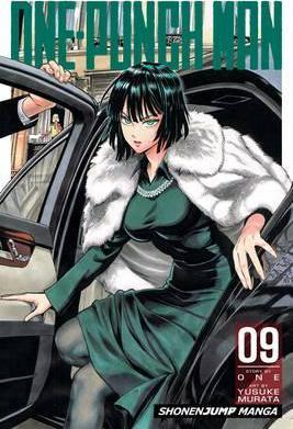 One-Punch Man: Vol. 9