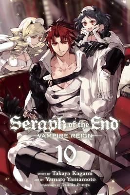 Seraph of the End, Vol. 10 Cover Image
