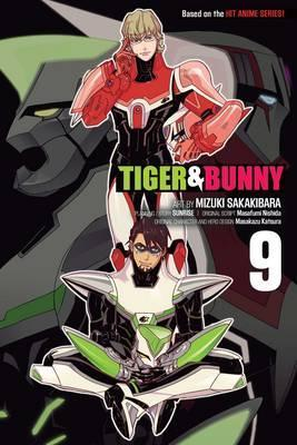 Tiger & Bunny, Vol. 9 Cover Image