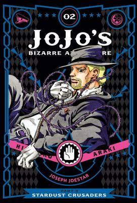 JoJo's Bizarre Adventure : Part 3--Stardust Crusaders, Vol. 2