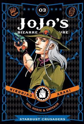 JoJo's Bizarre Adventure: Part 3--Stardust Crusaders, Vol. 3