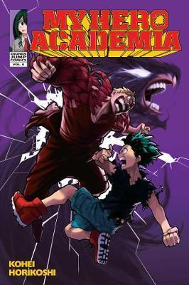 My Hero Academia, Volume 9 Cover Image