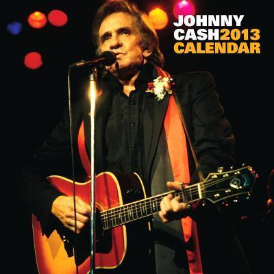 Johnny Cash 2013 Square 12x12 Wall