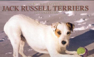For the Love of Jack Russell Terriers 2007 Deluxe Calendar