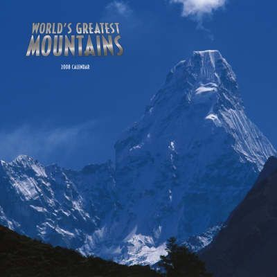 Mountains, World's Greatest 2008 Square Wall