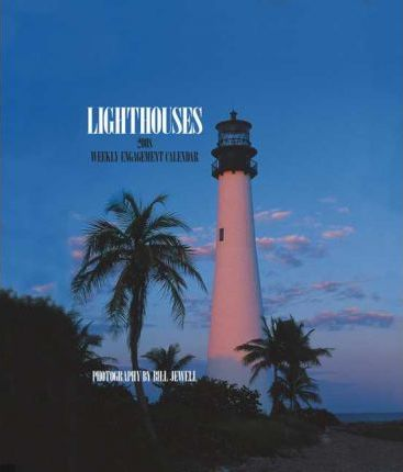 Lighthouses 2008 Hardcover Weekly Engagement