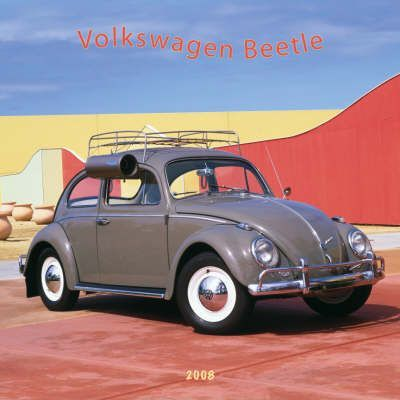 Volkswagen Beetle 2008 Square Wall