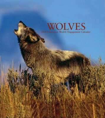 Wolves 2008 Hardcover Weekly Engagement