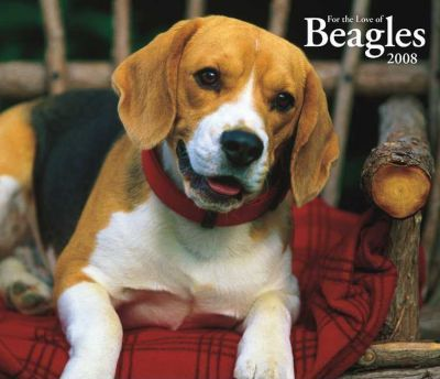 Beagles, for the Love of 2008 Deluxe Wall