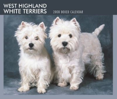 West Highland White Terriers 2008 Boxed