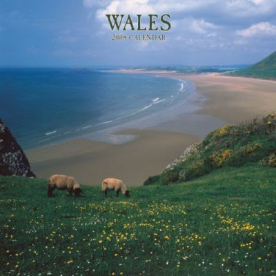 Wales 2008 Square Wall