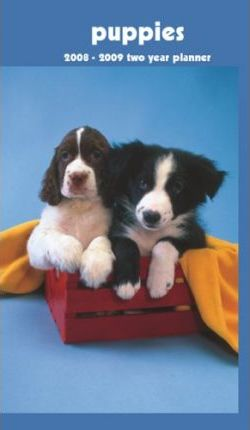Puppies 2008 - 2009 Pocket Planner
