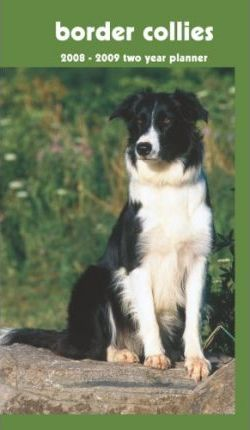 Border Collies 2008 - 2009 Pocket Planner