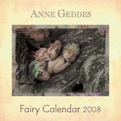 """Anne Geddes Fairy Collection 12"""" Wall Cover B"""