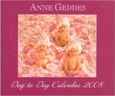 Anne Geddes Labour of Love Day to Day Cover A (Angels)