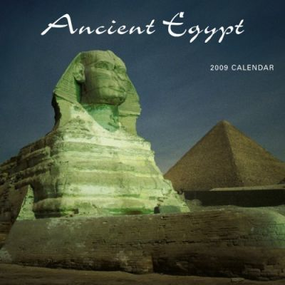 Ancient Egypt 2009 Calendar