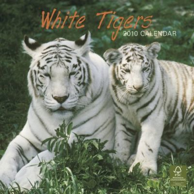 White Tigers 2010 Wall