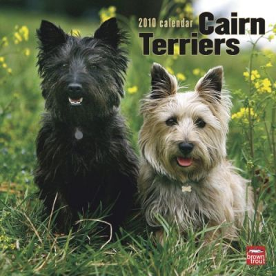 Cairn Terriers 2010 Wall