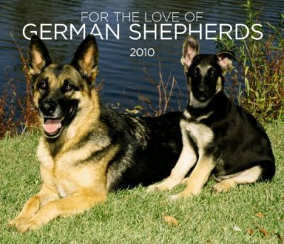 German Shepherds, for the Love of 2010 Deluxe